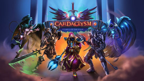 Cardaclysm: Shards of the Four, a Single Player Card Combat RPG, Officially Releases on Steam Feb 26