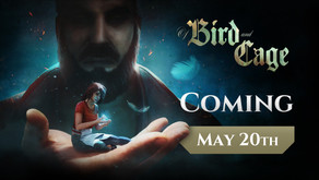 """Playable Music Album """"Of Bird and Cage"""" Launches on May 20th on PC"""