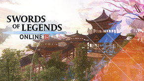 Find Your Home Among the Clouds in Dazzling AAA MMORPG Swords of Legends Online