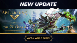 Spellbreak Mid-Chapter Update Available Now!