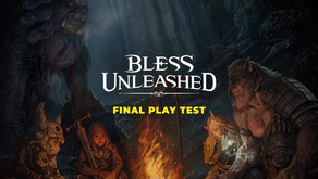 Bless Unleashed's Final PC Beta Test Is Underway