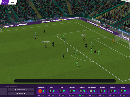 FOOTBALL MANAGER 2021 - OUT NOW!