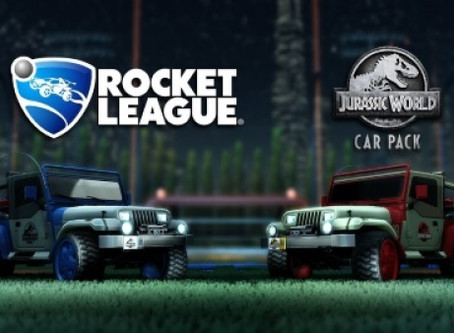 Jurassic Park DLC (Rocket League) Review [PC]