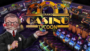 Stake Your Claim on the Las Vegas Strip in Grand Casino Tycoon, Coming Soon to Steam
