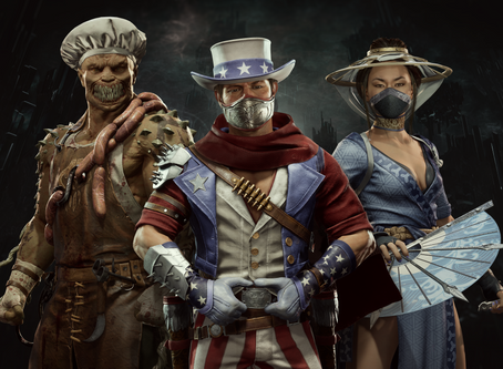 New Summer Themed Character Skin Pack Coming 6 August as Part of Mortal Kombat™ 11: Aftermath