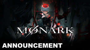 New RPG Title MONARK is coming early 2022!