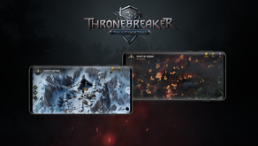 The Witcher Tales: Thronebreaker Now Available on Android!