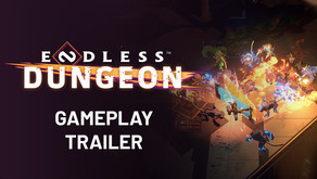 Endless™ Dungeon Drops First Gameplay Trailer