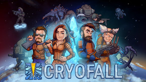 From the Stone Age to the Future: Build your Sci-Fi-Colony with hundreds of players in CryoFall