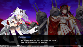 THE SAKURA EMPIRE IS READY TO LAUNCH THEIR ATTACK IN AZUR LANE: CROSSWAVE FOR THE NINTENDO SWITCH