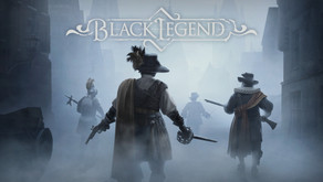 Prepare to Enter the Maddening Mists! Black Legend Releases on March 25th