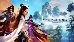 Lose Yourself in the Dazzling AAA World Based on Ancient Chinese Legends