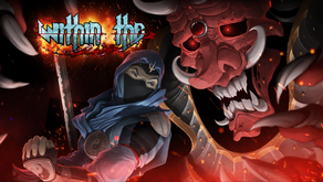 Within the Blade - Retro Ninjas Action Feast Coming July 16th