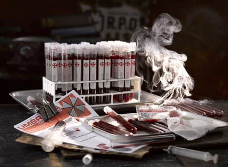 RESIDENT EVIL™ 2: SAFE HOUSE BAR OPENS IN LONDON FEATURING REAL BLOOD COCKTAIL