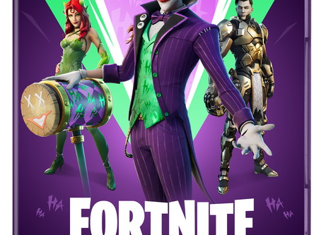 Warner Bros. Interactive Entertainment, Epic Games and DC Announce All-New Fortnite Bundle