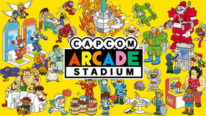Bring the Arcade Home with Capcom Arcade Stadium, Available Now on Playstation 4, XBOX One and Steam