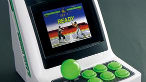 SEGA's Astro City Mini Arcade Gets a North American Launch Through Limited Run Games on March 26!