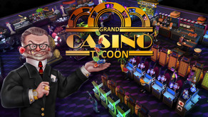 Design and Manage a Vegas Casino and Become the Best Bet on the Strip in Grand Casino Tycoon