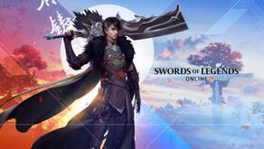 [Swords of Legends Online News] Introducing the fearless Berserker Character Class