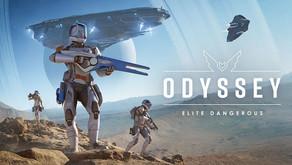 Elite Dangerous: Odyssey's Alpha touches down today