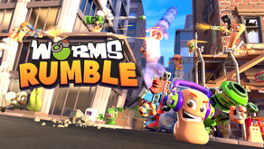 EXPLOSIVE FREE WORMS RUMBLE CONTENT, INCLUDING A NEW MAP, TIME-LIMITED MODES, AND MORE INCOMING...