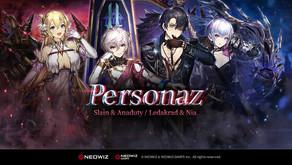 Brave Nine Welcomes New Legendary Mercenary Group: Personaz