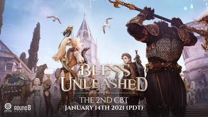 Bless Unleashed Begins the Next Closed Beta on January 14th 2021