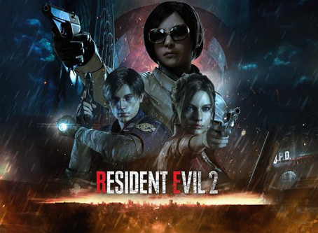 RESIDENT EVIL 2 AVAILABLE ACROSS EUROPE AND NORTH AMERICA TODAY