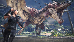 "WORLDS COLLIDE IN UPCOMING ""MONSTER HUNTER"" FILM COLLABORATION WITH MONSTER HUNTER WORLD: ICEBORNE™"