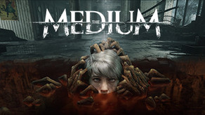 The Medium Available Today on Xbox Game Pass for Xbox Series X|S and PC!