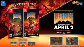 Finally DOOM , DOOM II, and DOOM 3 are together in one package — DOOM: The Classics Collection