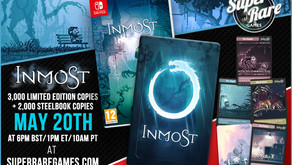 Atmospheric narrative-driven puzzle platformer INMOST gets a physical Switch release next week!