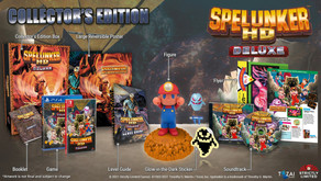 Strictly Limited Presents Spelunker HD!