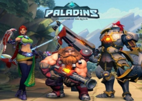 Paladins: Champions of the Realm Review [PC]