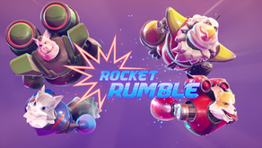 Rocket Rumble's Chirpy Animals Blast Off to Space With a New Trailer for a Summer Racing Party Brawl