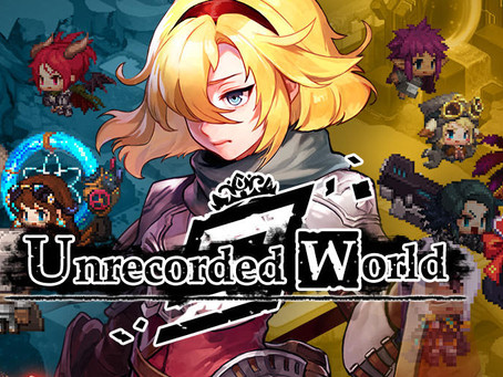 Meet Future Princess and Enter the Unrecorded World in the New Guardian Tales Update!