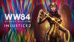 """Wonder Woman 1984""  Version of Iconic DC Super Hero Revealed for Injustice 2 Mobile Game"