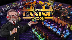 Aerosoft Wants YOU to Try Your Luck with Grand Casino Tycoon in the Open Playtest this Weekend