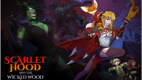 Story-Driven Oz-esque Adventure 'Scarlet Hood and the Wicked Wood': Steam Release Date Set for April
