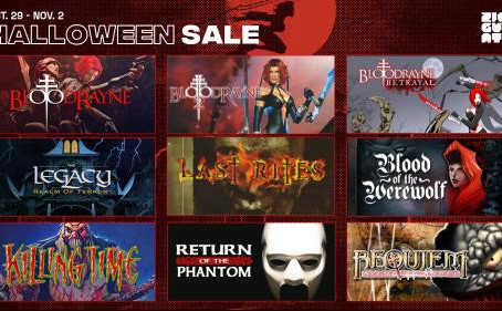 Ziggurat is launching a massive digital game sale on Steam!