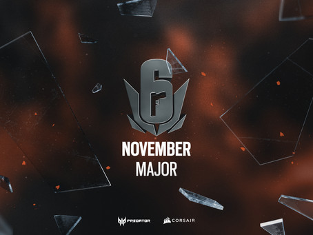 TUNE IN TO THE TOM CLANCY'S RAINBOW SIX® ASIA-PACIFIC NOVEMBER SIX MAJOR