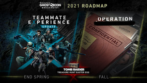 Tom Clancy's Ghost Recon® Breakpoint Announces 2021 Road Map