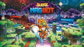 Super Magbot Attracts A Launch on Nintendo Switch™ and Steam This June