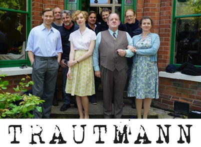 FA Cup replica to appear on new film 'Trautmann'!