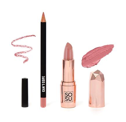 SoSu Lip Kit Can't Cope