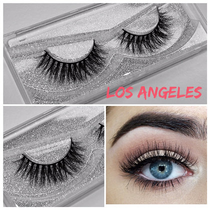 Los Angeles RN Mink Lux Lashes