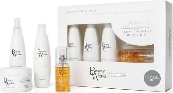Pearl Nourishing beauty works kit