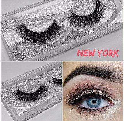 New York RN Mink Lux Lashes
