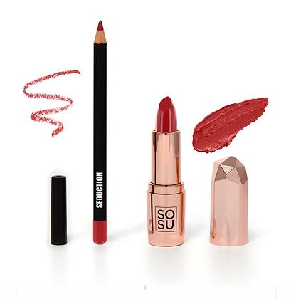 SoSu Lip Kit Seduction