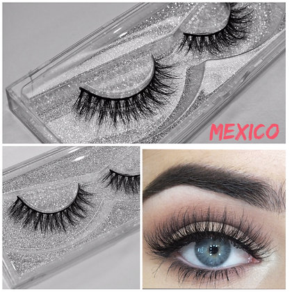 Mexico RN Mink Lux Lashes